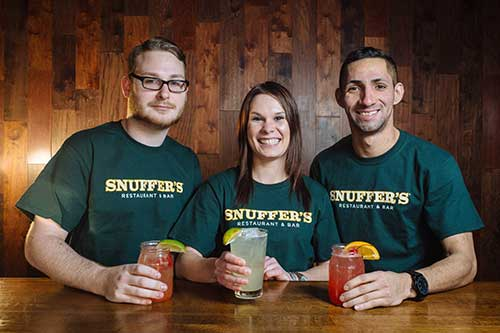 Join the Snuffer's Team