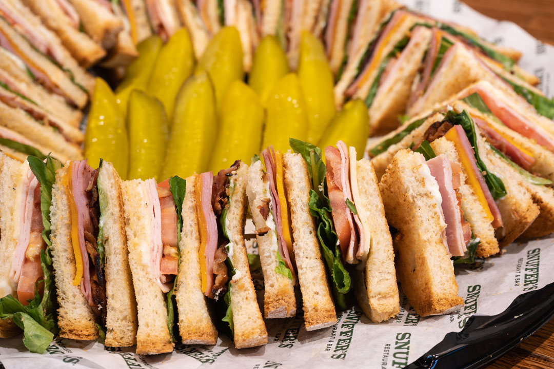 Party Trays - Snuffer's Restaurant & Bar